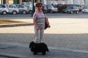 Z výletu do Kroměříže