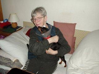 Babička a Terezka